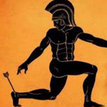 La parte maldita y la ménis de Aquiles
