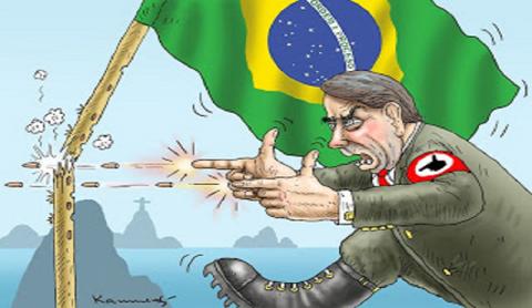Enfermo de Brasil – Nota sobre bolsonarismo y salud mental