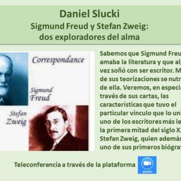 Jueves 21 de mayo: Daniel Slucki – Inscríbase aquí