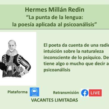 Jueves 5 de noviembre: Hermes Millán Redin