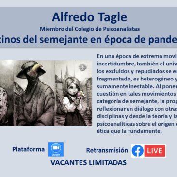 Jueves 25 de marzo – Alfredo Tagle