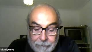 Conferencia de Luis Vicente Miguelez – 8 de abril 2021
