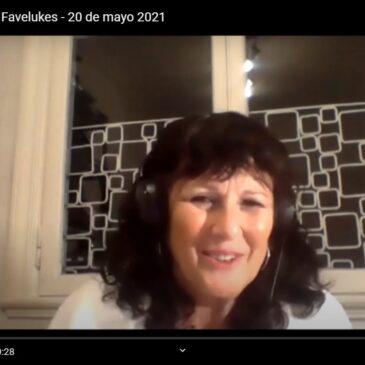 Conferencia de Mónica Favelukes – 20 de mayo 2021