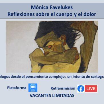 Jueves 20 de abril – Mónica Favelukes