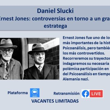 Jueves 24 de junio – Daniel Slucki