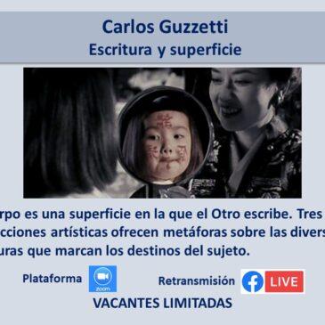 Jueves 26 de agosto – Carlos Guzzetti