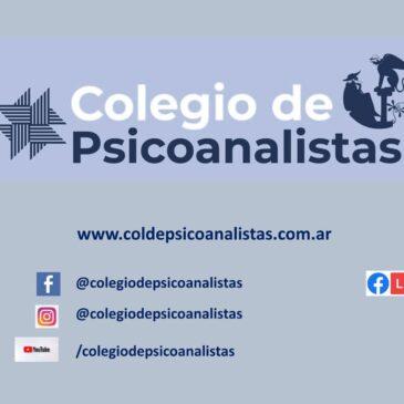 Algunos momentos especialmente significativos en el devenir de nuestra institución – Juan Carlos Perone